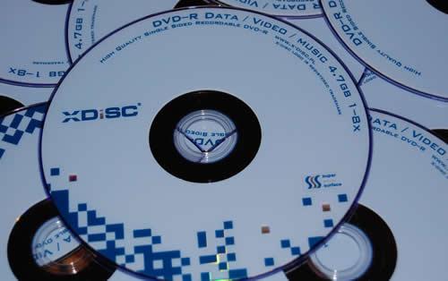 Nuotikiai su DVD romu