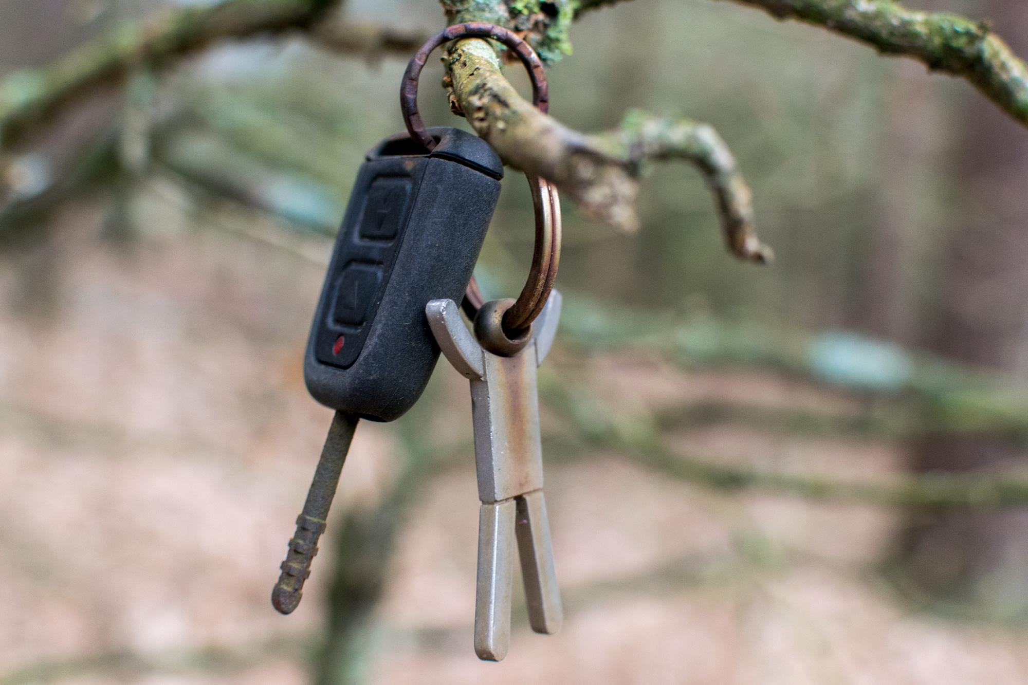 Ford raktai 2018